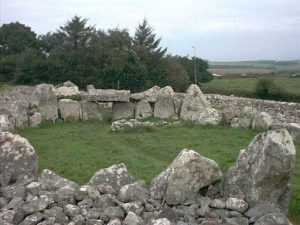 Creevykeel Cairn - Donegal