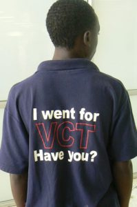 Souvenir shirt from the Volunteer