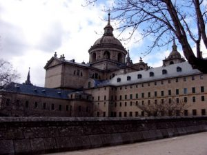El Escorial, one of
