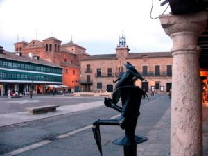 Almagro, a charming town of 14,000