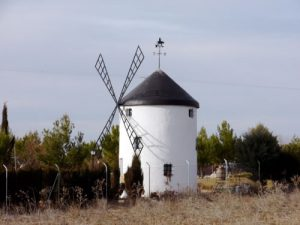 Scene in the Castilla-LaMancha region