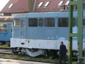 Hungary: Rail Travels