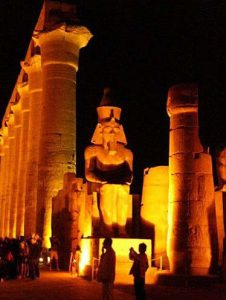 Luxor Temple is
