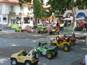 Nesebar--Old Town Childrens' Amusement