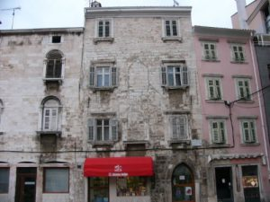 Pula - old buildings
