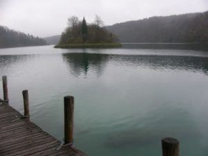 Plitvice Lakes National Park - the sixteen lakes exit from