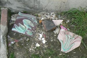 Shards of the past