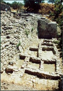 Ruins of Ancient Troy