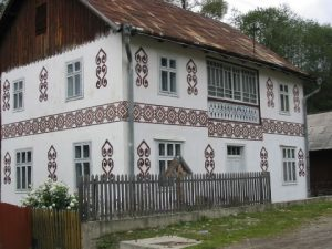 Northern Transylvania Traditional House
