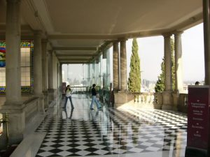 Chapultepec Castle is the Mexican History Museum and also houses