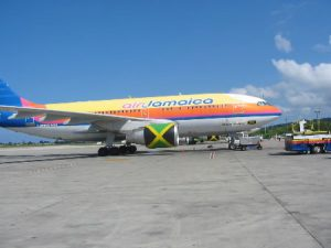 Airport at Montego Bay