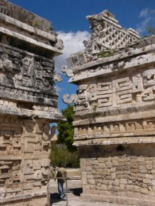 Intricate engineering and exquisite design at Chichen Itza