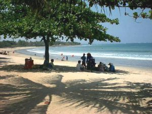 Indonesia - slow life on Kuta Beach