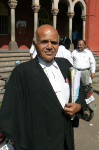 Senior lawyer at High Court of