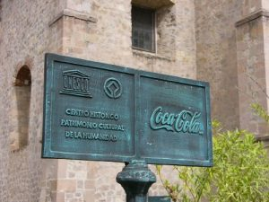 Morelia - historic central city