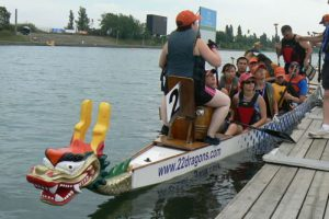 Canada - OutGames: Swimming & Dragon Boats