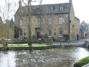 UK - Bourton-on-the-Water, Costwolds, Gloucestershire
