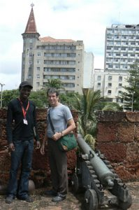 Maputo Fort is the oldest historical site of the city.