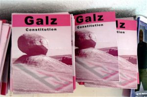 GALZ constitution focusing on human rights and sexual health