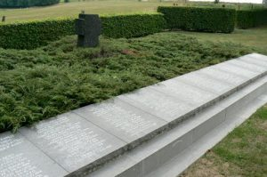 German soldiers whose remains were not found or identified