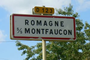 Located in the small village of Romagne-sous-Montfaucon in the Meuse