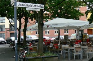 Plaza named after HIV/gay right activist Jean Claude Letist