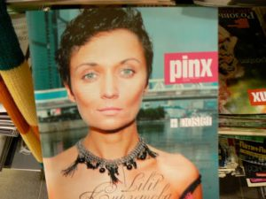 From this shop is published the only gay magazines in
