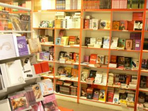 Many books, in English and Russian, for sale in Queer