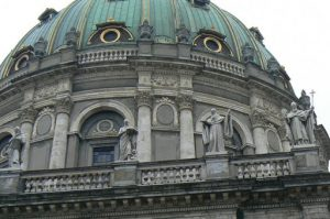 Detail of the Marble Church
