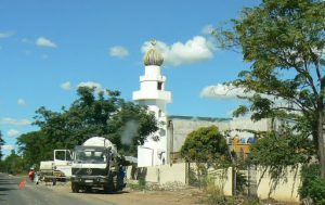 Mosque in Francistown