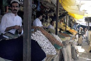 Yemen - Sanaa market (photo credit: jorgetutor.com)