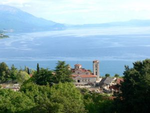 Macedonia, Ohrid City - church of St Clement and St
