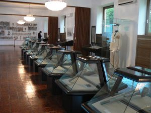 Serbia, Belgrade: The permanent exhibition in the House consists of
