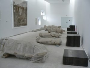 Tunisia: Bardo Museum statues awaiting display