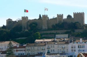 Portugal, Lisbon: St George Castle