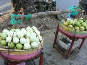 Burma, Rangoon: fresh fruit